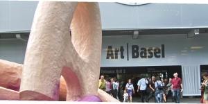 ART BASEL Eingang