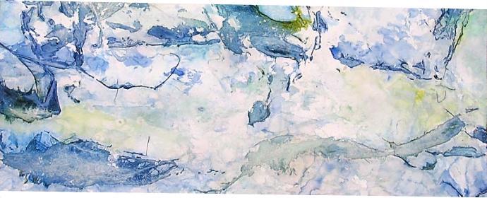 Wasser oder Berge